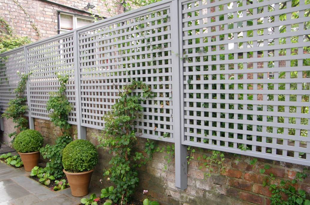 garden-wall-screening-GARDEN LATTICE IDEAS